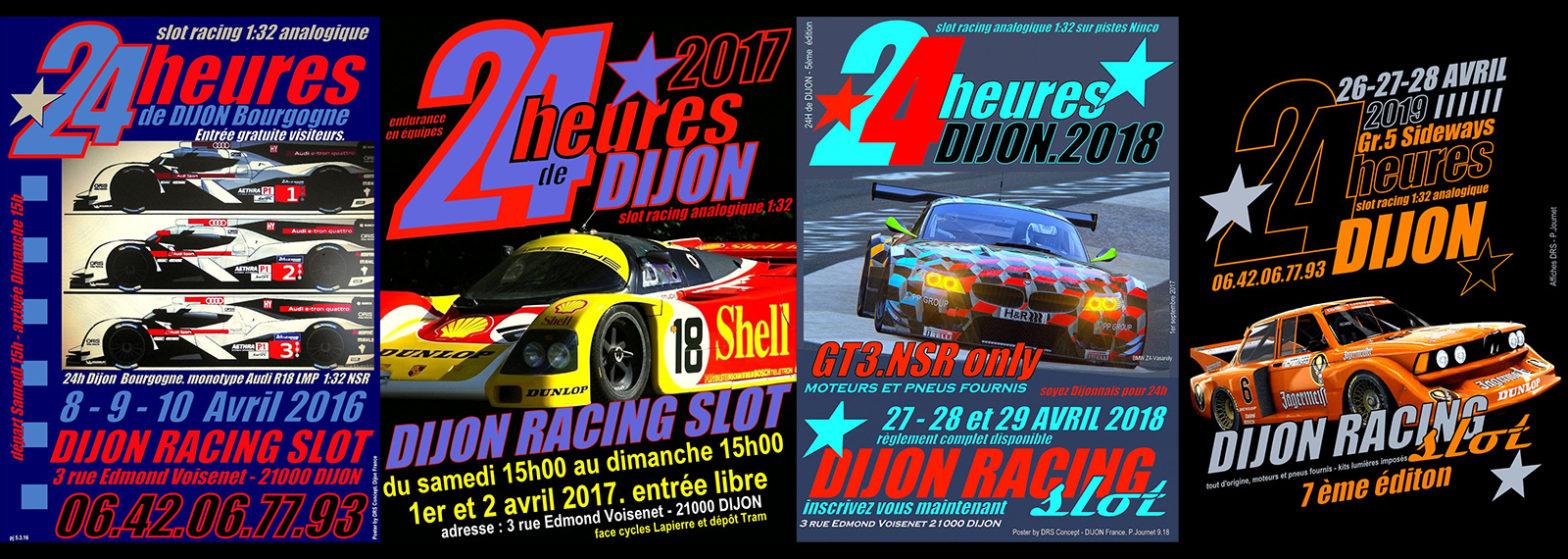 24 heures de Dijon