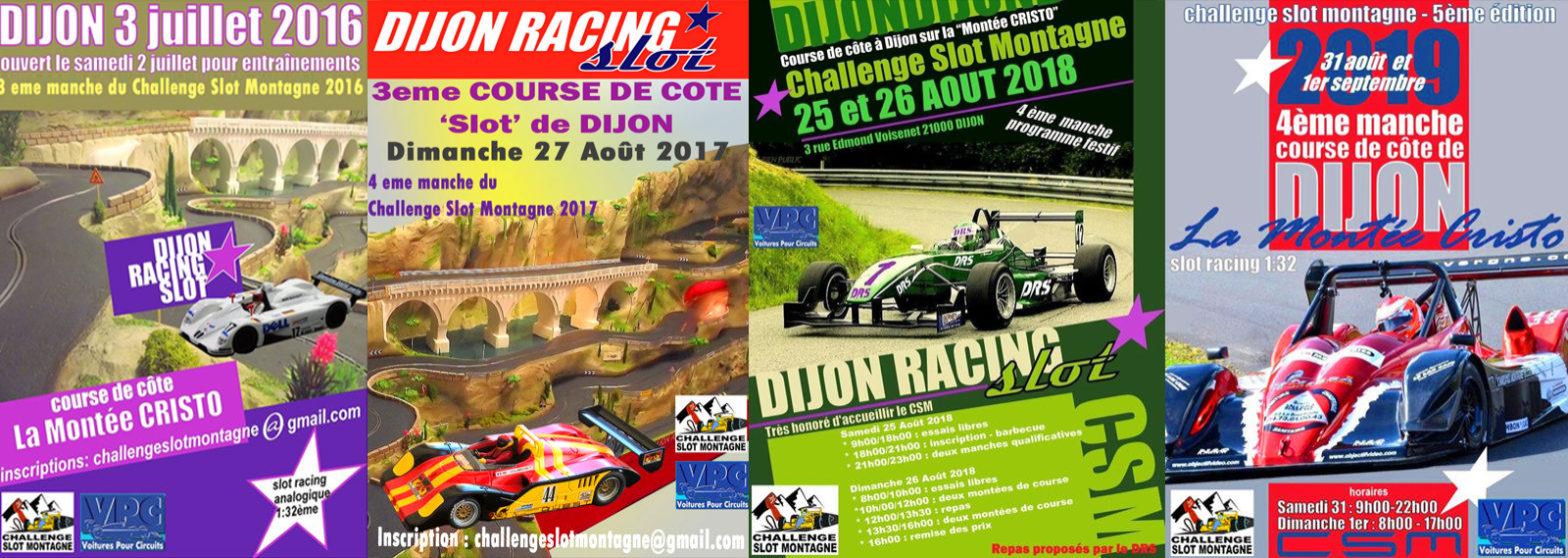 Challenge Slot Montagne DRS Dijon